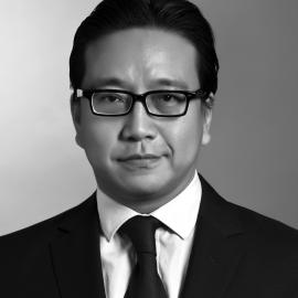 Photo of Adrian Cheng