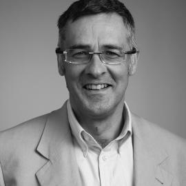 Profile photo of Clive Barnard